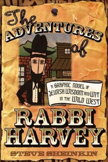 Bestselling Comics (2006) - The Adventures of Rabbi Harvey: A Graphic Novel of Jewish Wisdom And Wit in the