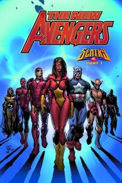 Bestselling Comics (2006) - New Avengers Vol. 2: Sentry by Brian Michael Bendis