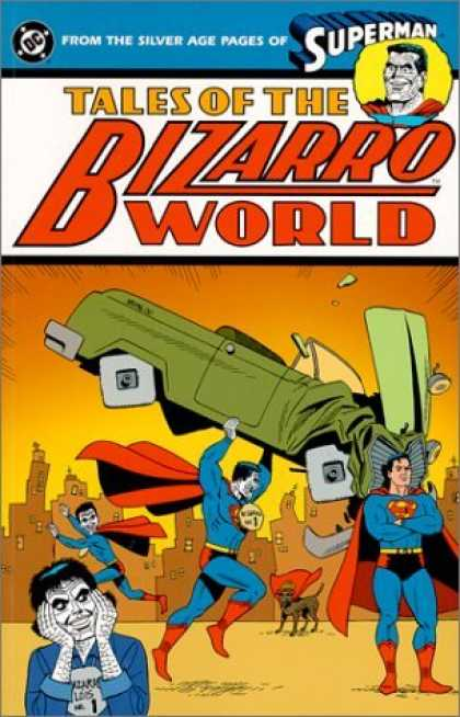 Bestselling Comics (2006) - Superman: Tales of the Bizarro World by Jerry Siegel