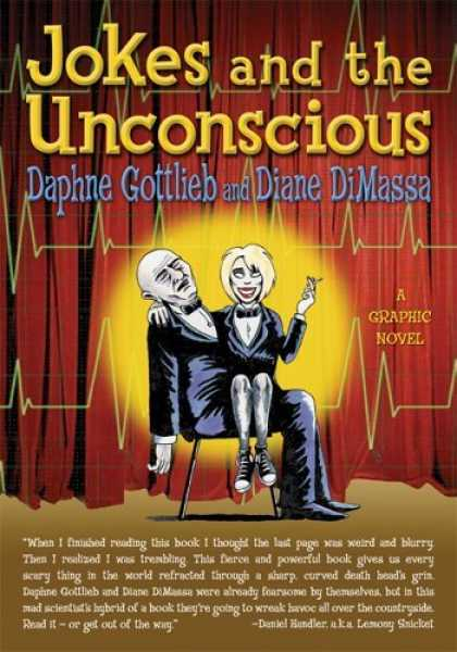 Bestselling Comics (2006) - Jokes and the Unconscious: A Graphic Novel by Daphne Gottlieb