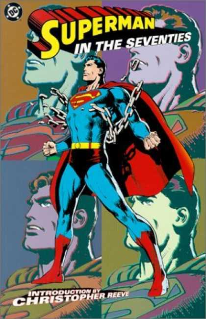 Bestselling Comics (2006) 3249 - Dc - Chains - Superman - Superhero - Andy Warhol Style