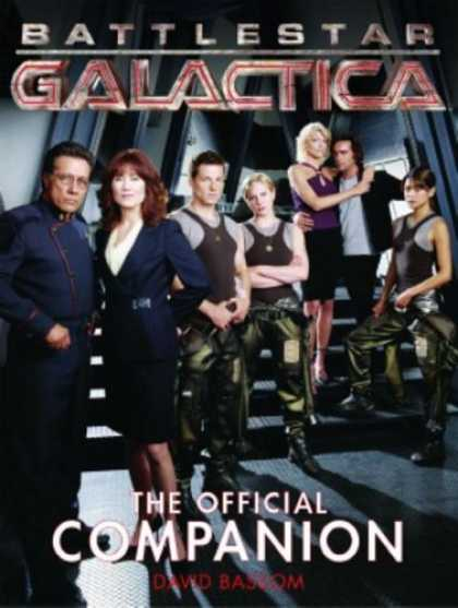 Bestselling Comics (2006) - Battlestar Galactica: The Official Companion by David Bassom