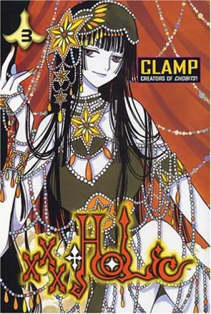 Bestselling Comics (2006) - xxxHOLiC, Vol. 3 (Xxxholic (Graphic Novels)) by Clamp