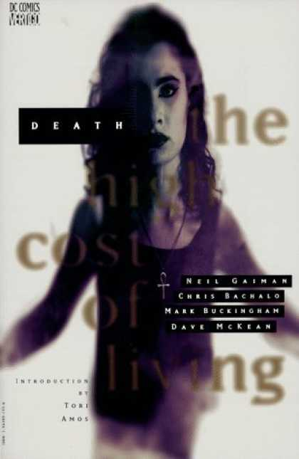 Bestselling Comics (2006) - Death: The High Cost of Living by Neil Gaiman - Dc - Dc Comics - Death - Woman - Comics