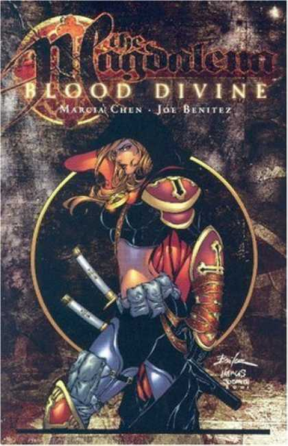 Bestselling Comics (2006) - Magdalena: Blood Divine by Joe Benitez