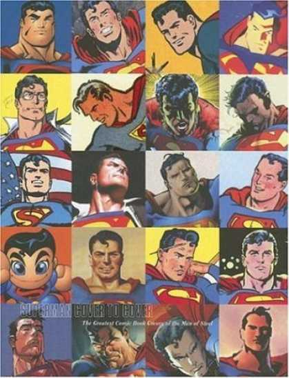 Bestselling Comics (2006) - Superman: Cover to Cover by Various