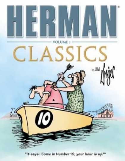 Bestselling Comics (2006) - HERMAN Classics, Volume I: SERIES: by Jim Unger