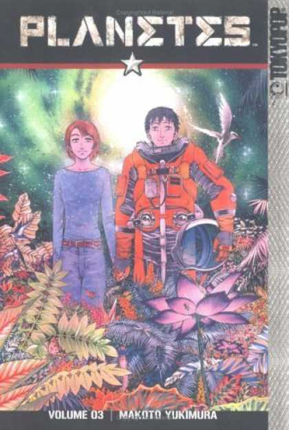 Bestselling Comics (2006) - Planetes, Book 3 by Makoto Yukimura - Planetes - Little Children - Swords - Flowers - Belts