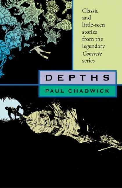 Bestselling Comics (2006) - Concrete Volume 1: Depths (Concrete) by Paul Chadwick