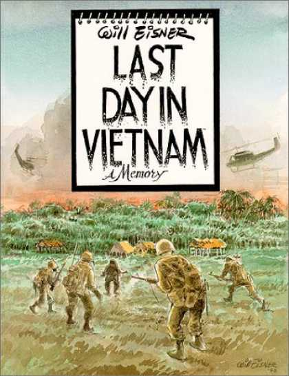 Bestselling Comics (2006) - Last Day in Vietnam by Will Eisner