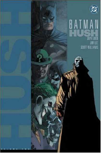 Bestselling Comics (2006) - Batman: Hush, Vol. 2 by Jeph Loeb