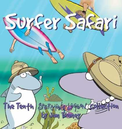 Bestselling Comics (2006) - Surfer Safari: The Tenth Sherman's Lagoon Collection by Jim Toomey