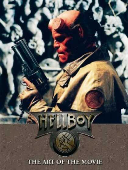 Bestselling Comics (2006) - Hellboy: The Art of the Movie by Guillermo del Toro