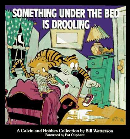 Bestselling Comics (2006) - Something Under the Bed Is Drooling by Bill Watterson