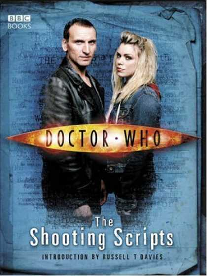 Bestselling Comics (2006) - Doctor Who: The Shooting Scripts (Doctor-Who) - Doctor - Who - The Shooting Scripts - Russel T Davis - Bbc Books