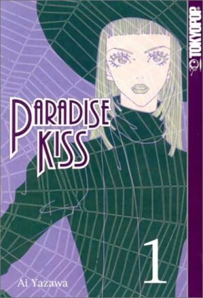 Bestselling Comics (2006) - Paradise Kiss Vol 1 by Ai Yazawa - Paradise Kiss - Tokyopop - 1 - Ai Yazawa - Spider Web