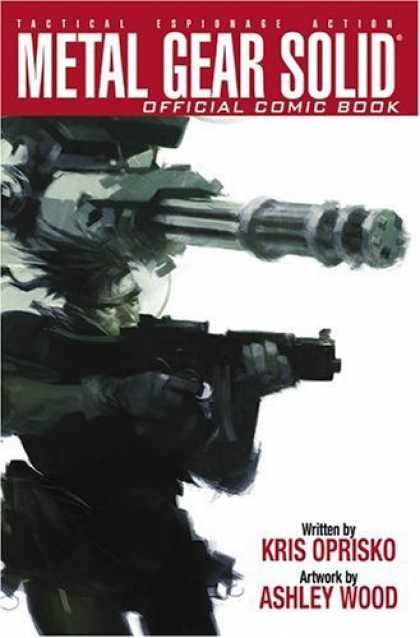 Bestselling Comics (2006) - Metal Gear Solid Volume 1 (Tactical Espionage Action, Volume One) by Kris Oprisk