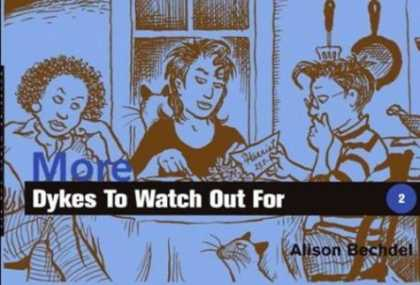 Bestselling Comics (2006) - More Dykes to Watch Out for (Dykes to Watch Out for) by Alison Bechdel