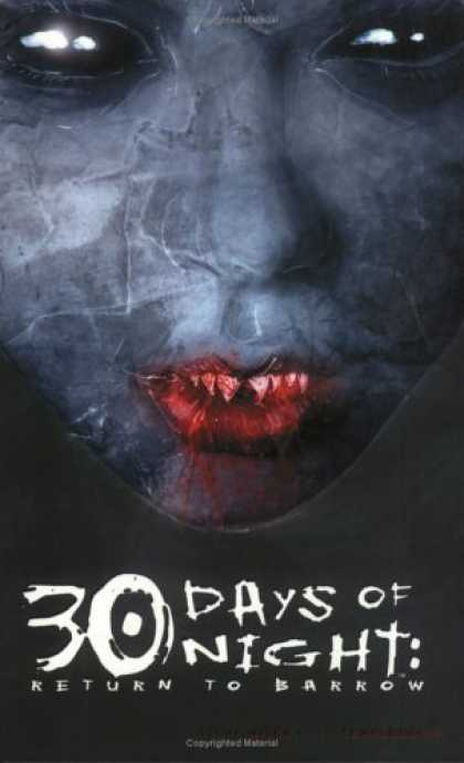 Bestselling Comics (2006) - 30 Days of Night: Return to Barrow (30 Days of Night) by Steve Niles