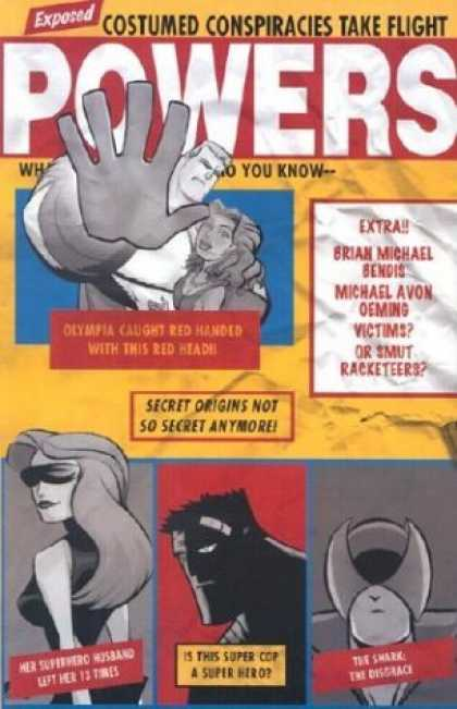 Bestselling Comics (2006) - Powers Vol. 3: Little Deaths by Brian Michael Bendis