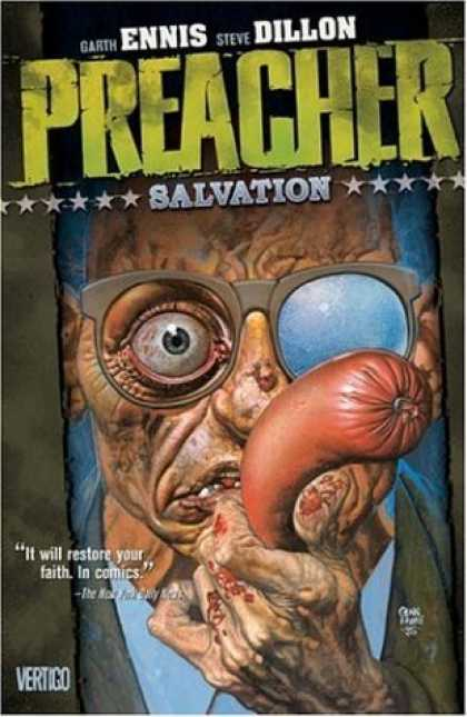 Bestselling Comics (2006) - Preacher Vol. 7: Salvation by Garth Ennis