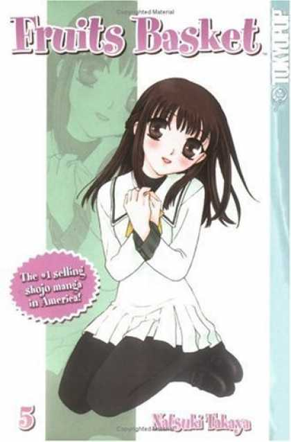 Bestselling Comics (2006) - Fruits Basket, Vol. 5 by Natsuki Takaya