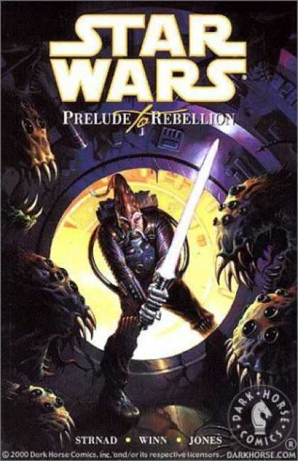 Bestselling Comics (2006) - Star Wars: Prelude to Rebellion by Various - Star Wars - Prelude To Rebellion - Strnad - Winn - Jones
