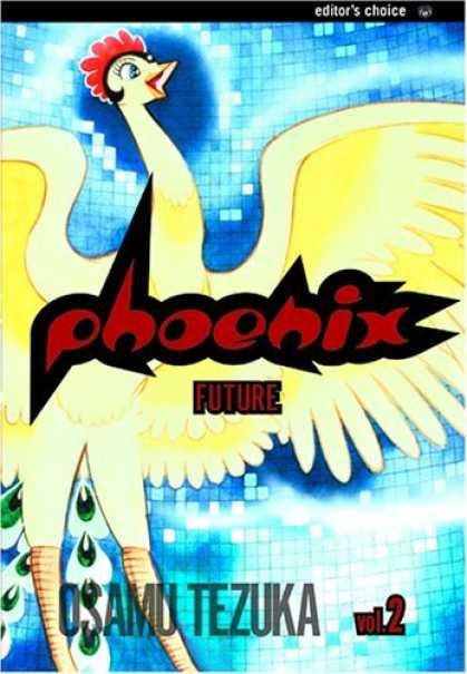 Bestselling Comics (2006) - Phoenix, Volume 2: A Tale of the Future (Phoenix) - Phoenix - Bird - Blue - Tile - Yellow