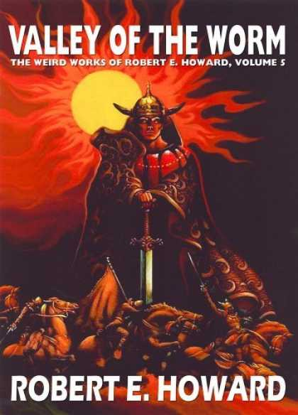 Bestselling Comics (2006) - The Weird Works of Robert E. Howard, Volume 5: Valley of the Worm by Robert E. H