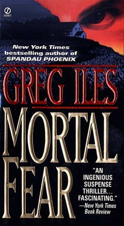 Bestselling Comics (2006) - Mortal Fear by Greg Iles