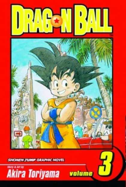 Bestselling Comics (2006) - Dragon Ball, Vol. 3