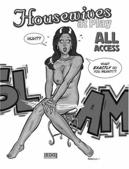 Bestselling Comics (2006) - Housewives At Play: All Access by Rebecca