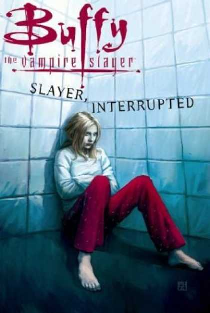 Bestselling Comics (2006) 3520 - Slayer Interrupted - Sarah Michelle Geller - Cell - Sadness - No Shoes
