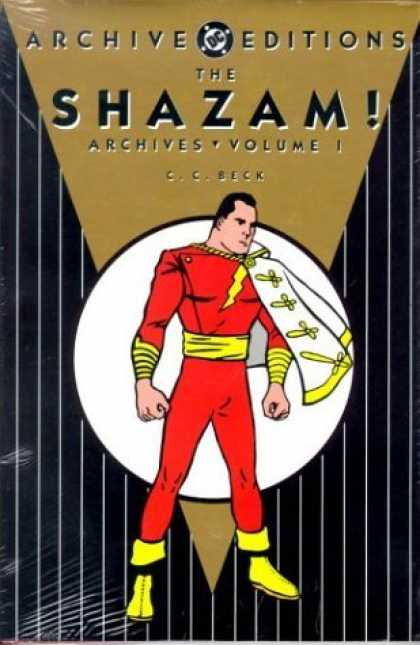 Bestselling Comics (2006) - The Shazam! Archives, Vol. 1 (DC Archive Editions) by C.C. Beck