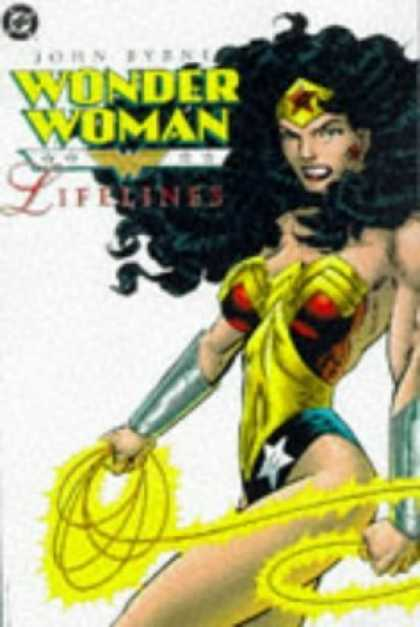 Bestselling Comics (2006) - Wonder Woman: Lifelines (Wonder Woman) by John A. Byrne - John Byrne - Wonder Woman- Lifelines - Lifelines - Wonder Woman - Golden Larriett