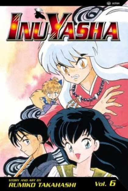 Bestselling Comics (2006) - Inu-Yasha, Vol. 6 - Vol 6 - Cartoon - Manga - Japanese - Heroes