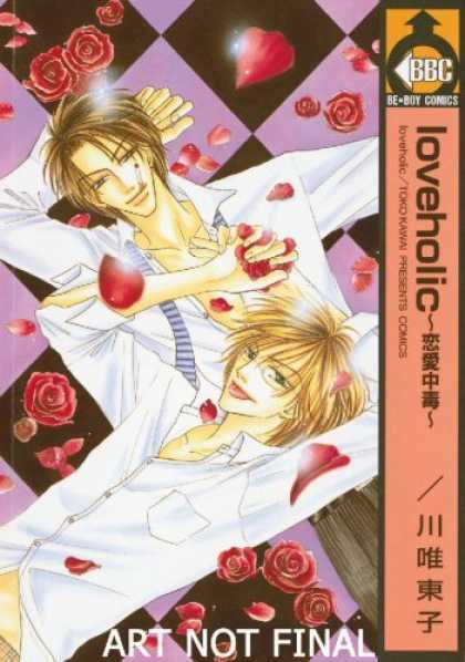 Bestselling Comics (2006) - Loveholic Volume 1 (Yaoi) by Toko Kawai - Obsession With Love - Love Struck - The Humane Deeds Everyone Must Do Before They Die - Roses Of Compassion - A Day To Love