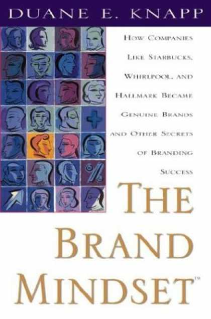 Bestselling Comics (2006) - The Brand Mindset: Five Essential Strategies for Building Brand Advantage Throug