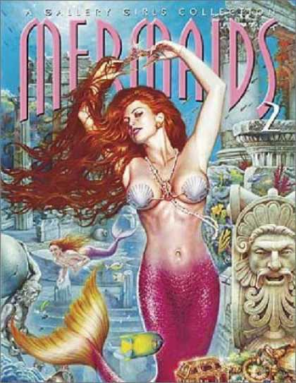 Bestselling Comics (2006) - Mermaids, Vol. 2: A Gallery Girls Collection by Various
