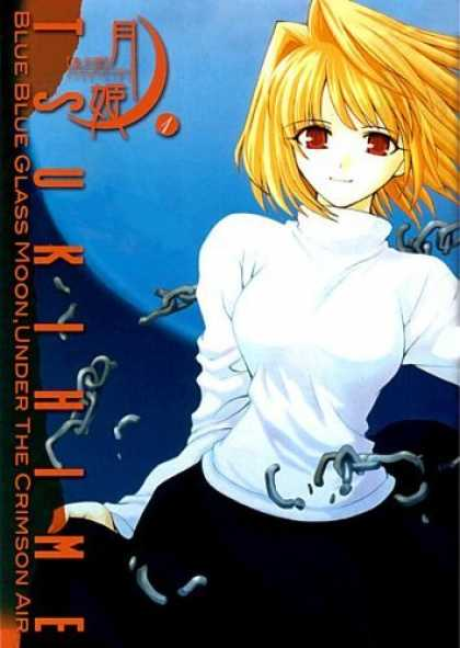 Bestselling Comics (2006) - Lunar Legend Tsukihime Volume 1 by Sasakishonen - Japanese - Anime - Manga - Girl - Moon