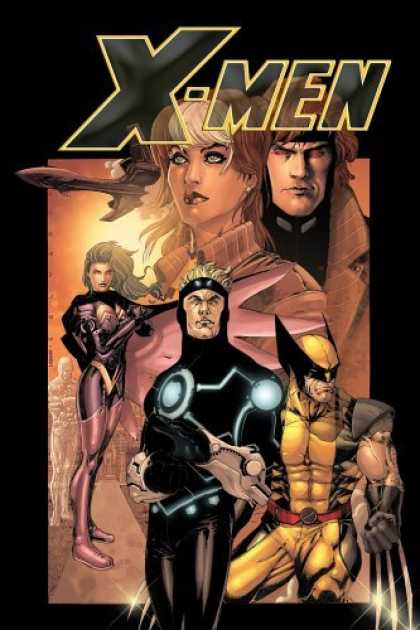 Bestselling Comics (2006) - X-Men: Golgotha TPB (X-Men (Graphic Novels)) by Peter Milligan