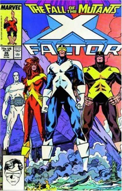 Bestselling Comics (2006) - Essential X-Factor, Vol. 2 (Marvel Essentials) by Louise Simonson - Mutants - X Factor - Combat - X Men - Mutation