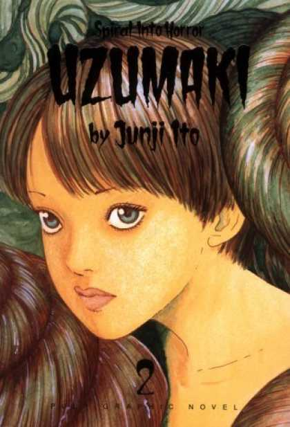 Bestselling Comics (2006) - Uzumaki, Vol. 2 - Uzumaki - Junji Ito - Boy - Graphic Novel - Forest