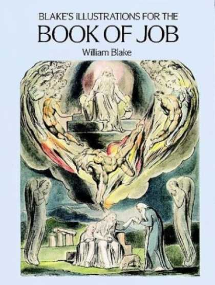 Bestselling Comics (2006) - Blake's Illustrations for the Book of Job by William Blake