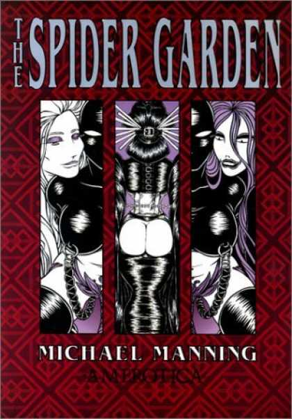 Bestselling Comics (2006) - The Spider Garden: Amerotica by Michael Manning - Spider - Garden - Chains - Long Hair