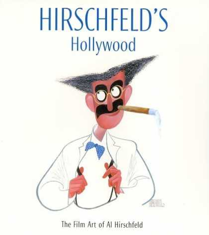 Bestselling Comics (2006) - Hirschfeld's Hollywood: The Film Art of Al Hirschfeld by David Leopold