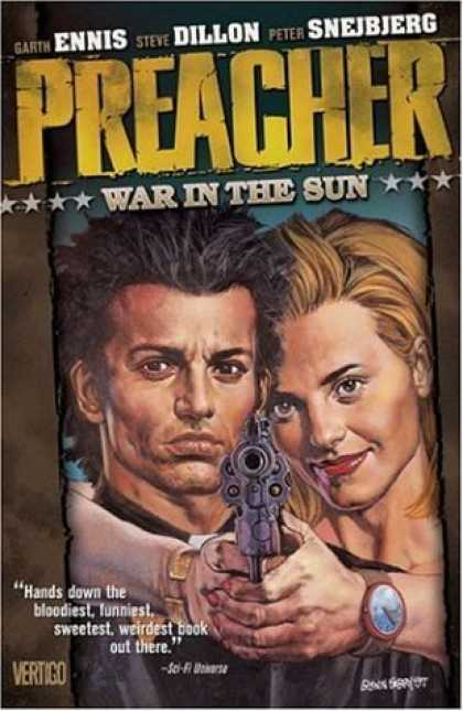 Bestselling Comics (2006) - Preacher Vol. 6: War in the Sun by Garth Ennis