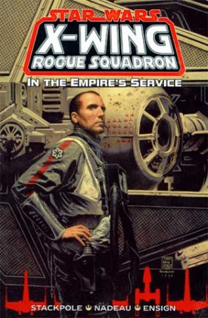Bestselling Comics (2006) - In the Empire's Service (Star Wars: X-Wing Rogue Squadron, Volume 6) by Michael