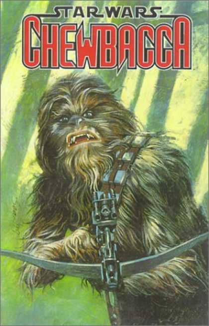 Bestselling Comics (2006) - Star Wars: Chewbacca by Darko Macan