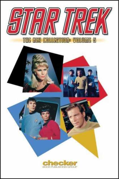 Bestselling Comics (2006) - Star Trek: The Key Collection, Vol. 5 by Al McWilliams